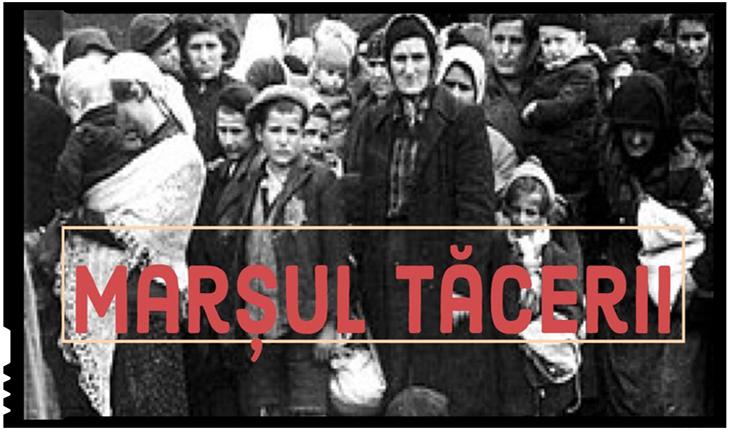 Un marș al tăcerii va avea loc la Chișinău la 70 de ani de al doilea val de deportări staliniste din Basarabia, Foto: facebook.com/blocul