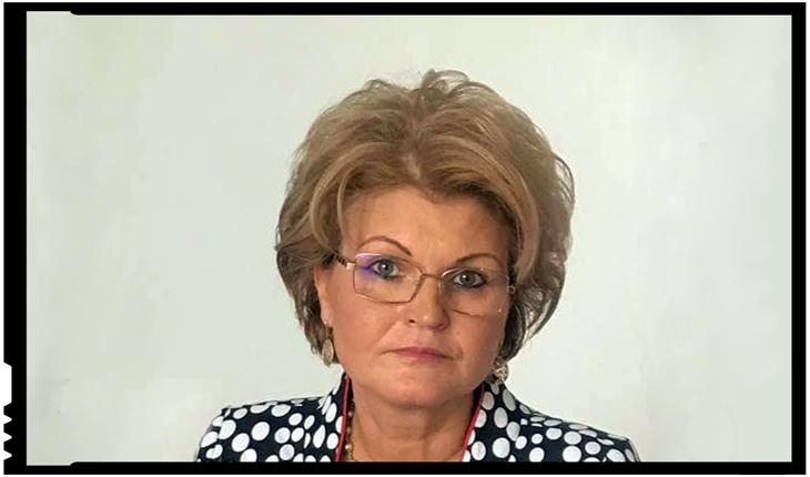 Deputata Mihaela HUNCĂ despre Codul Administrativ: Pentru a avea în continuare firava majoritate parlamentară asigurată, PSD e dispus sa vândă tot, Foto: Facebook / Mihaela Hunca