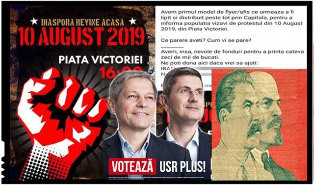 Stalin și poporul PLUS, libertate ne-au adus!