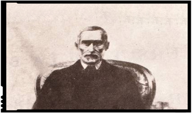 La 21 Iulie 1808 se năștea Simion Bărnuțiu, primul profesor de filozofie al Universității din Iași