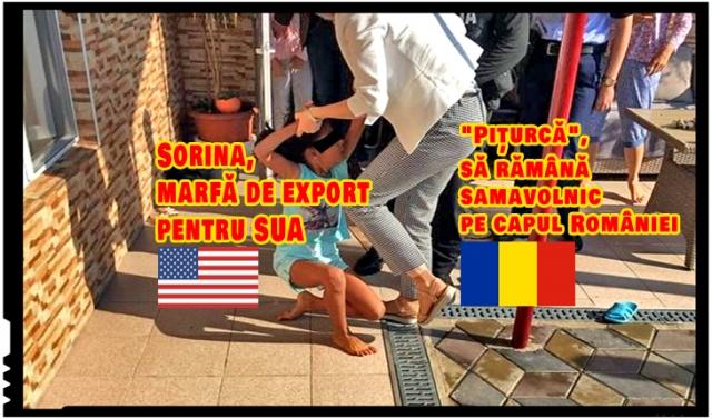 """""""Justiția"""" a decis: Pe Sorina o pot lua americanii, românii rămân cu Pițurcă, Foto: captură youtube"""