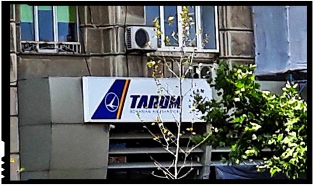 """Deputat liberal: """"Pentru senzaţii tari, călătoriţi cu Tarom! Este cel mai scump, are cele mai slabe servicii şi nu ştii niciodată dacă şi cum ajungi la destinaţie"""""""