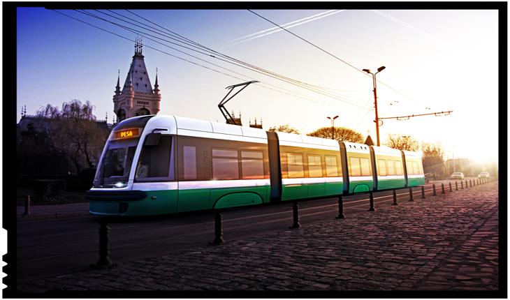 FOTO: Polonezii de la PESA, aproape de un contract cu orașul IAȘI pentru a livra tramvaie, Foto: infotram.pl