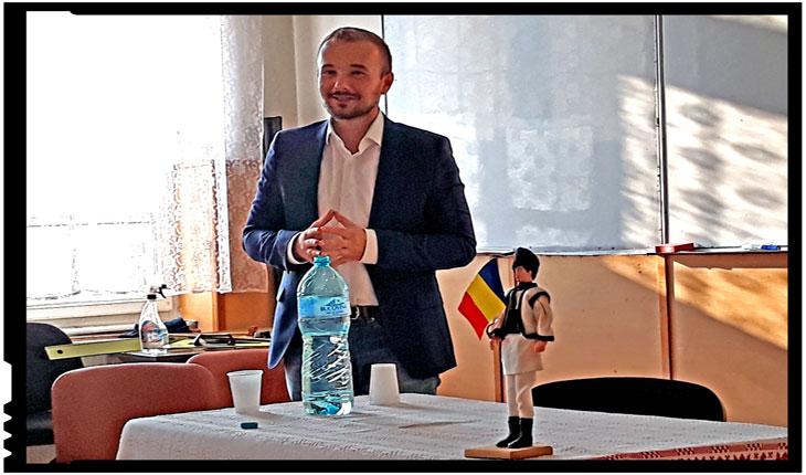 Deputatul Daniel Gheorghe alături de comunitatea românească de la Carei