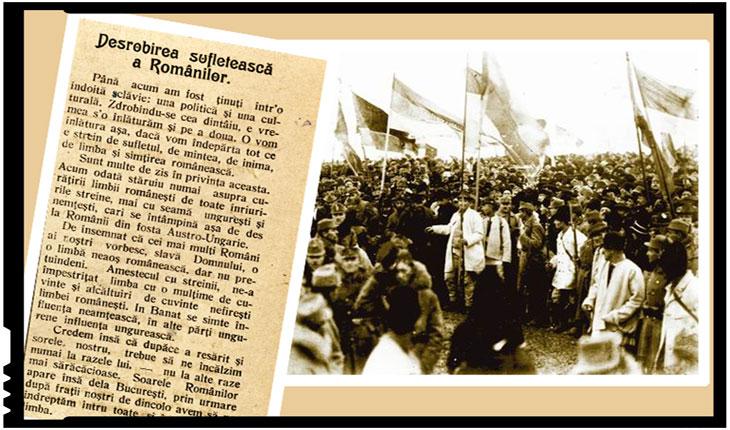 Dezrobirea sufletească a românilor din Ardeal
