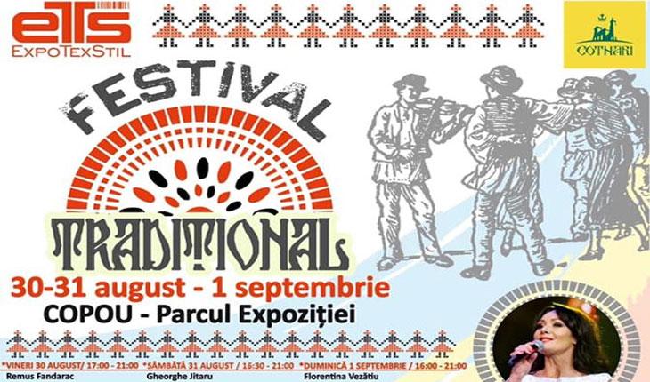 Iașul sărbătorește românește! O nouă ediție a Festivalului Tradițional în Parcul Expoziției din Copou