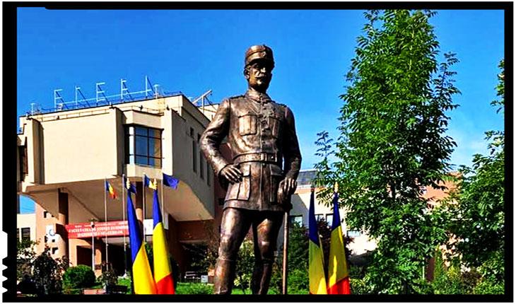 La Cluj-Napoca a fost inaugurată statuia generalului Gheorghe Mărdărescu, cel care a eliberat Budapesta de regimul bolșevic al lui Béla Kun