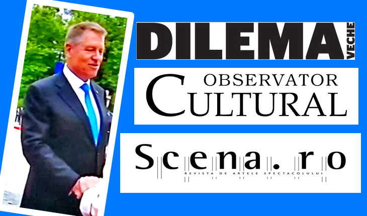 Klaus Iohannis are guvernul lui: țuțerii sorosiști din presă au primit porcoaie de bani de la Ministerul Culturii!