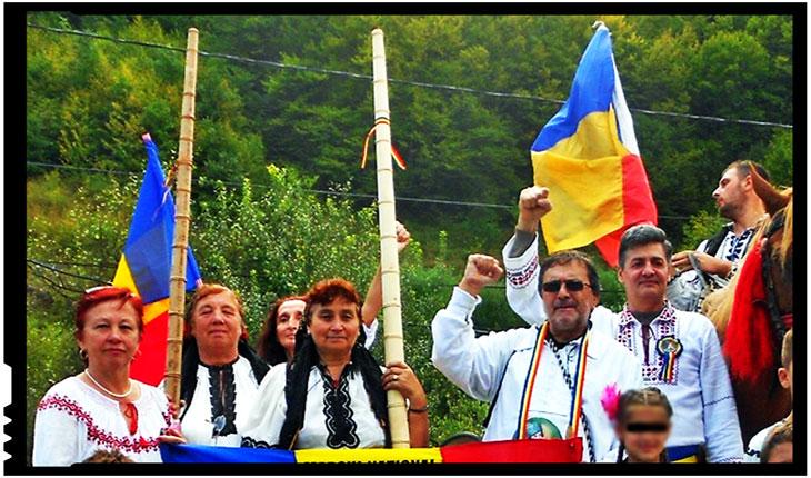 Laurian Stănchescu: LANȚ UMAN DE SACRIFICIU LA ȚEBEA!, Foto: Facebook / Laurian Stanchescu