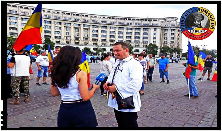 Mihai Târnoveanu: Este interzis în România să mergi de Ziua Națională în Covasna si Harghita cu Steagul Tricolor?