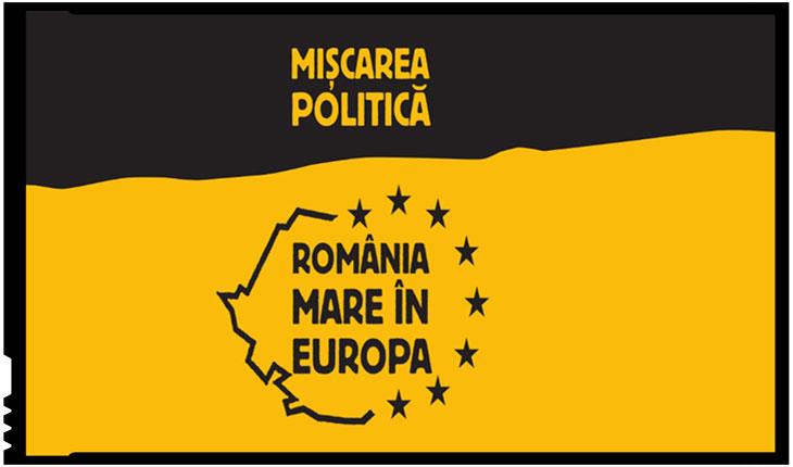 În România apare o nouă mișcare politică: ROMÂNIA MARE ÎN EUROPA