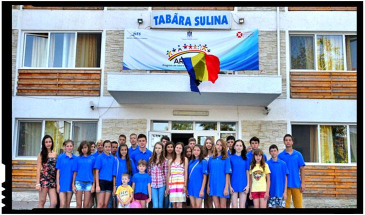 170 de elevi din Republica Moldova cu rezultate la olimpiade, recompensați cu o tabără de vară la Sulina, Foto: radiochisinau.md
