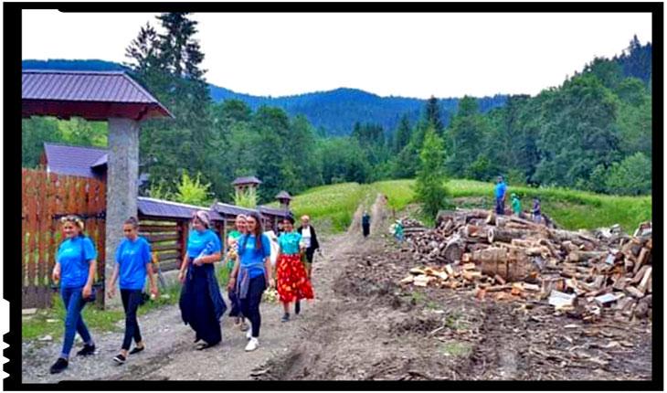 30 August 2019: Tabăra de Românism și Educație pentru Tineri și toți Românii!, Foto: Fratia Ortodoxa Sf. Mare Mucenic Gheorghe purtatorul de Biruinta