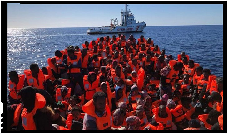 Mișcarea politică România Mare în Europa, poziție față de imigranți