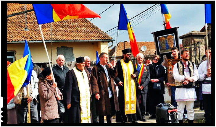 Duminică, de Naşterea Maicii Domnului , deschidem din nou uşile bisericilor ortodoxe din Covasna, acolo unde au mai rămas puțini enoriași
