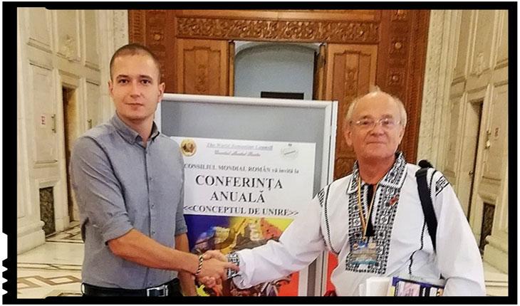 Boris Volosatâi, directorul CMR Basarabia, va candida pentru funcția de primar al Chișinăului, Foto: Facebook / Alexandru Rotaru