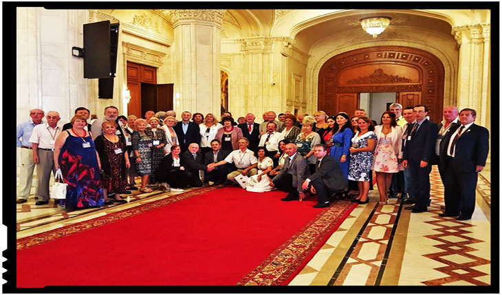 Conferință transformată în Congres de Constituire a Alianței Unioniste a Românilor