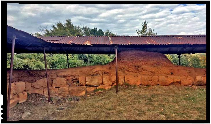 Ni se distruge istoria sub ochii noștri! Cetatea de la Costești – sit UNESCO – are nevoie urgent de ajutorul nostru, Foto: Facebook / Asociația MONUMENTUM