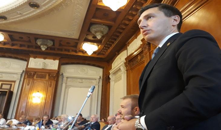 Deputatul Constantin Codreanu: Trebuie să renunțăm la canibalismul politic atunci când vorbim de interesul național