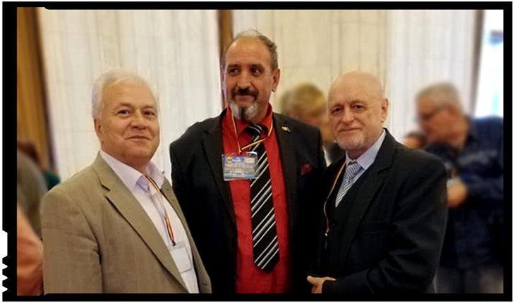 Constantin Lazăr: Trei familii ucrainizate au devenit cetățeni români, au revenit în sânul familiei românismului, Foto: Facebook / Aura Floris