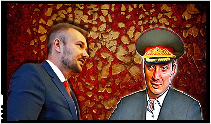 Daniel Gheorghe: Mie rușii mi-au lichidat rudele în Basarabia și nu îmi vine mie orice Caramitru să îmi calce pe mormintele înaintașilor!