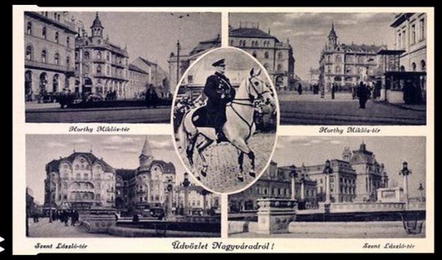 6 septembrie 1940, o zi neagră pentru românismul orădean: Miklós Horthy intra în Oradea