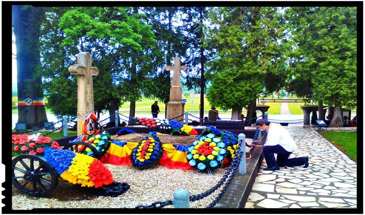 """Laurian Stănchescu, poemul zilei: """"Se-aprinde mormântul lui Iancu"""""""