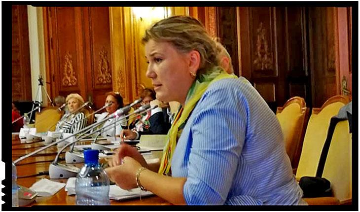 Oana-Alina Poleacec, CMR Italia: Mi-ar plăcea ca și copilul meu să se exprime românește, dar nu cu ie făcută în China sau în India