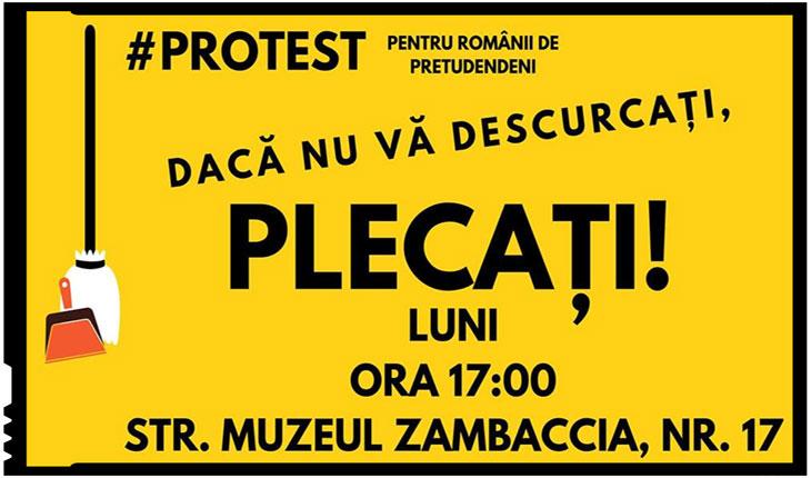 Protest față de tolerarea de către Ministerul pentru Românii de Pretutindeni (MRP) a cheltuirii banului public în mod discreționar