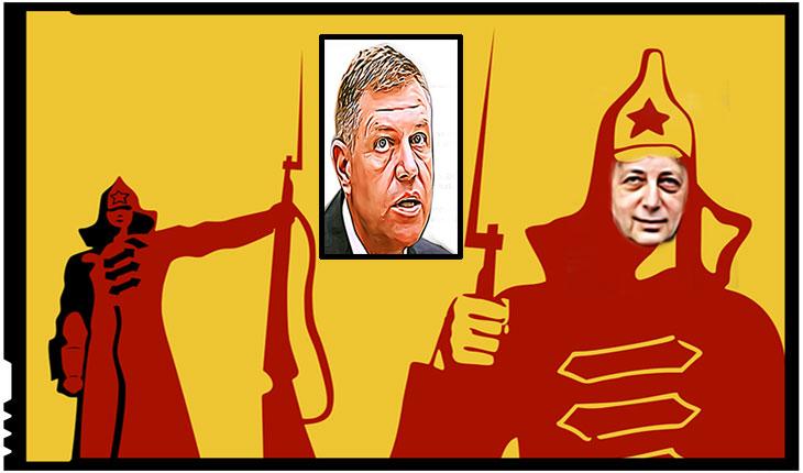 """S-a dezlănțuit iar iadul în raiul bolșevicilor! Tismăneanu, atac la baionetă la Iohannis: """"Mereu întârziat, mereu dezămăgitor, președinte-dezertor"""""""