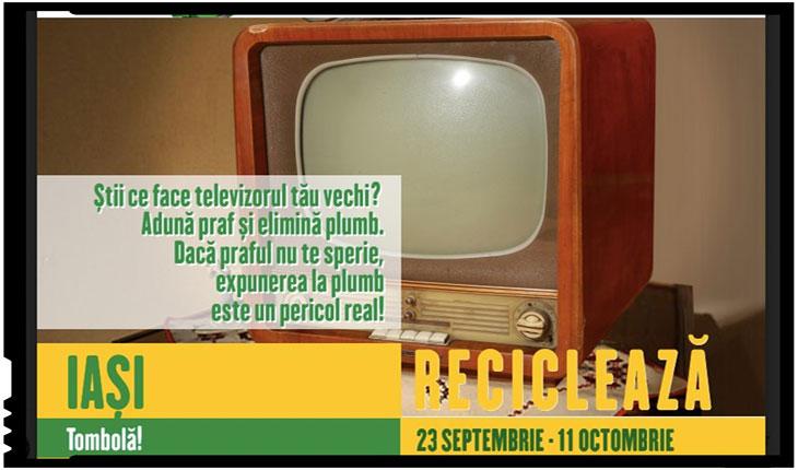 Foto: Facebook / RoRec Asociaţia Română pentru Reciclare