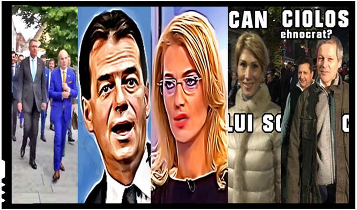 Aurelian Pavelescu: CE PLĂCERE POATE FI SĂ-ȚI TRĂDEZI ȚARA?