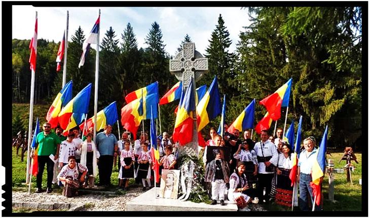 Mihai Tîrnoveanu: De Sfânta Maria, din nou la Valea Uzului, Foto: Facebook / Mihai Sorin Tîrnoveanu