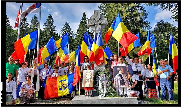 Să sărbătorim Eliberarea Ardealului la Valea Uzului!! ZIUA ARMATEI LA VALEA UZULUI!!!, Foto: Facebook / Fratia Ortodoxa Sf. Mare Mucenic Gheorghe purtatorul de Biruinta