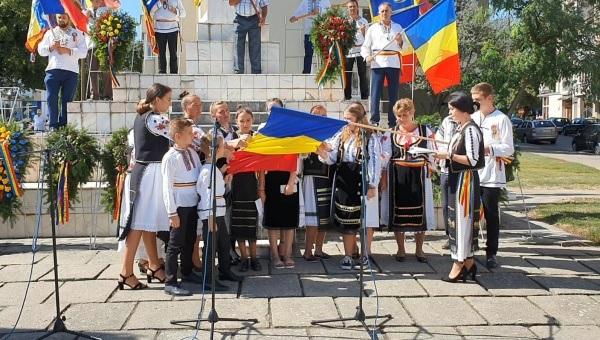 Un moment solemn a avut loc prin rostirea unui Jurământ către Eroul Național Avram Iancu de grupul de moți din Scărișoara Nouă.