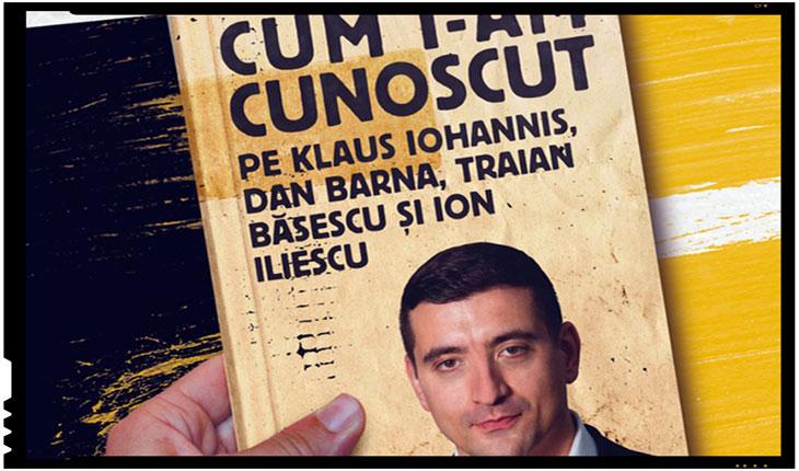 Lansare de carte care îi va pune pe jar pe foști și actuali lideri politici din România