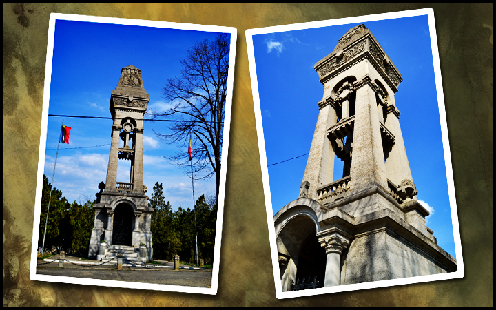 Monumentul Eroilor din Primul Război Mondial din zona Galata din Iași, proiectat de Henri Coandă, va fi reabilitat, Foto: © Glasul.info
