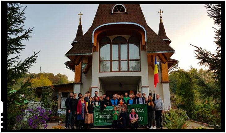 Tabăra de Lucru și educație românească de la Cahul, Basarabia, Foto: Facebook / Fratia Ortodoxa Sf. Mare Mucenic Gheorghe purtatorul de Biruinta