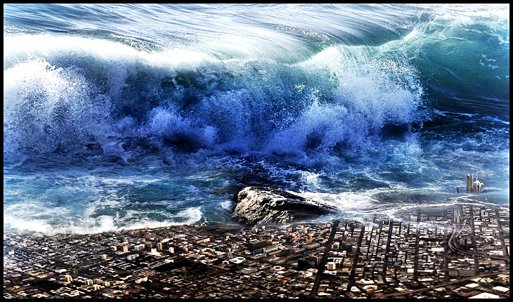 5 noiembrie – Ziua de conștientizare a fenomenului Tsunami