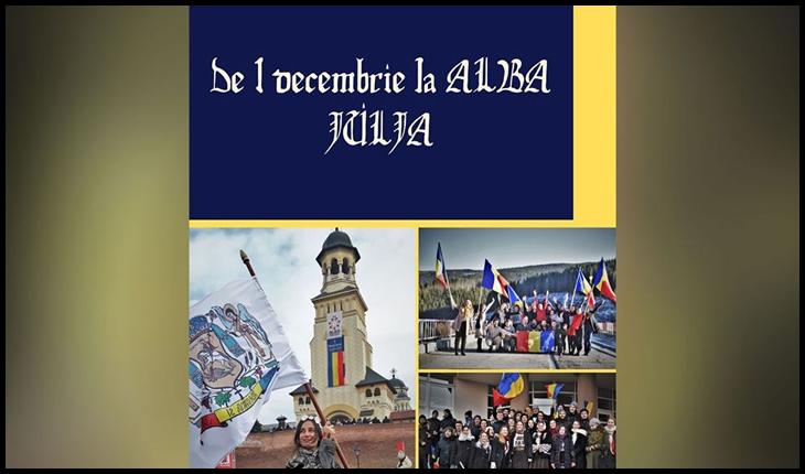 Pe 1 Decembrie, la Alba Iulia are loc primul congres al Alianței pentru Unirea Românilor (AUR), Foto: Facebook / ASCOR Timișoara