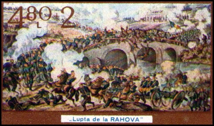 9 noiembrie 1877 - Românii ocupă Rahova după lupte grele în timpul Războiului de Independență
