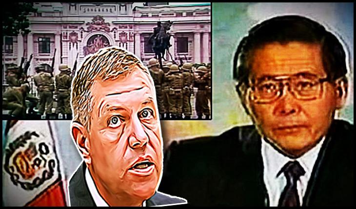 """Albin Marinescu: """"Iohannis, acest Fujimori corupt și trădător al României"""""""