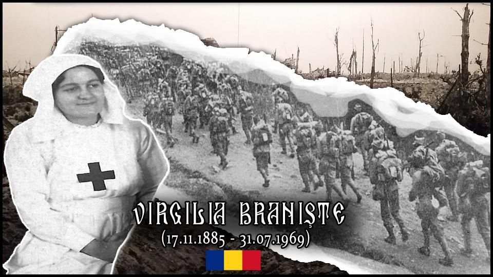 """La 17 noiembrie 1885 se năștea Virgilia Branişte, un """"simbol de bine al neamului nostru"""" românesc"""