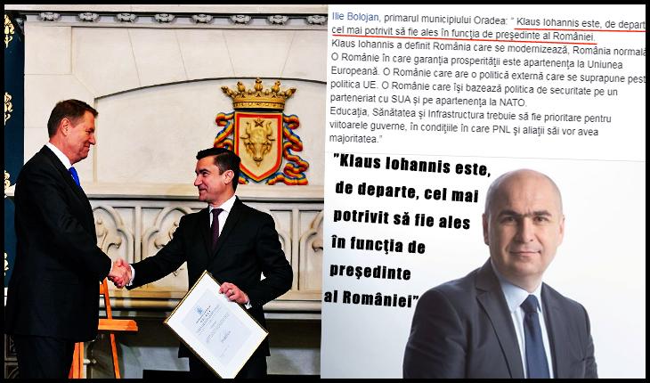 Oamenii președintelui și Grupul de la Cluj dau semnalul destrămării teritoriale a României?, Foto: Facebook / Mihai Chirica / Partidul Naţional Liberal
