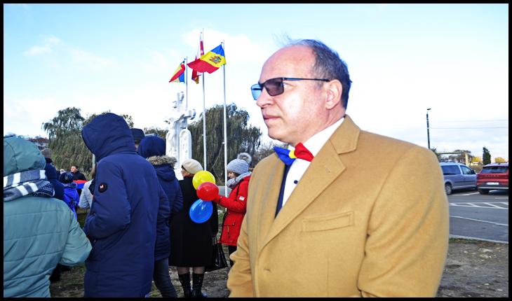 Ambasadorul României în RM, Daniel Ioniță,  Orhei / 1 Decembrie 2019