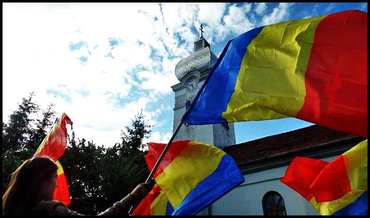 """Aflăm de la unii că Tokes ne-a făcut """"revoluția"""", că străinii ne-au """"salvat""""! Faceți-ne un bine si nu ne mai ajutați!, Foto: Facebook / Mihai Tîrnoveanu"""
