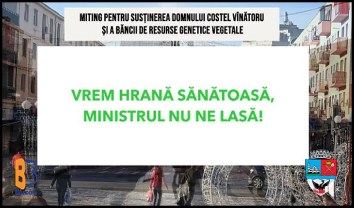 Demiterea lui Costel Vânătoru, atentat la securitatea națională! Guvern antinațional, vândut globaliștilor!, Foto: Facebook/ Primăria Municipiului Buzău