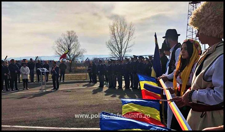 S-a deschis un nou punct de trecere a frontierei cu Serbia între Moldova Nouă și Golubac, Foto: politiadefrontiera.ro