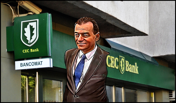 Guvernul Orban vrea să distrugă și CEC Bank! Ce mai urmează? Poșta Română, CFR-ul?