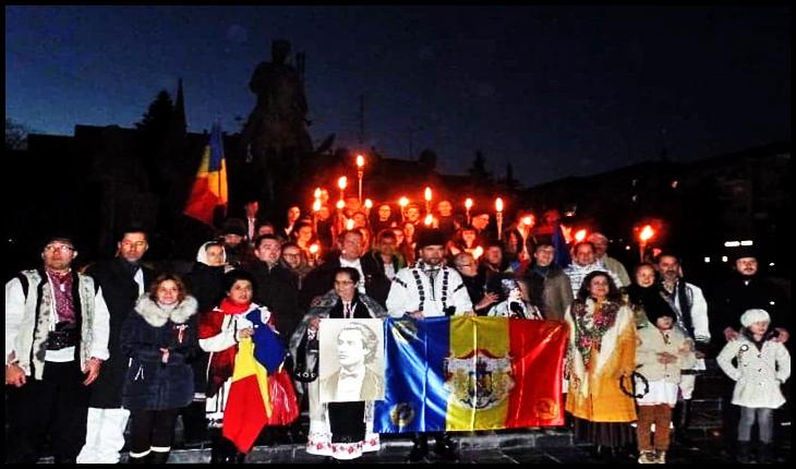 Dumnezeu ne trimite din nou semne că nu este totul pierdut, că lupta aceasta pentru un ideal, pentru Țară, nu este zadarnică, că deznădejdea trebuie lăsată uitării, Foto: Facebook / Mihai Tirnoveanu